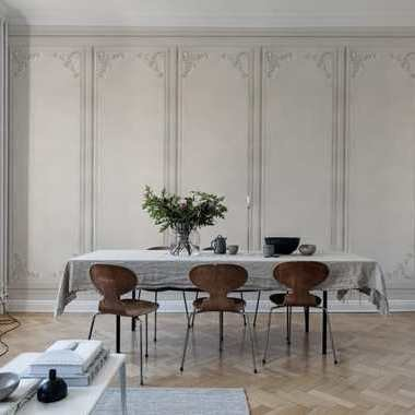 Rebel Walls French Panels Ashes R15441