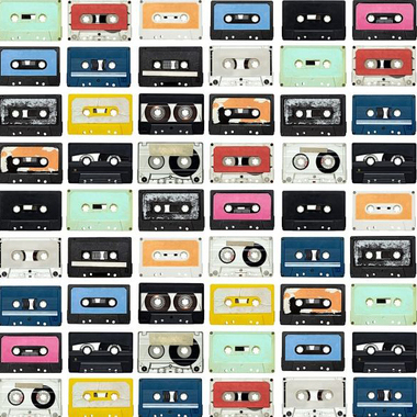 Rebel Walls Mixed Tape R11042