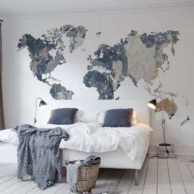 Rebel Walls Your Own World Battered Wall R13924