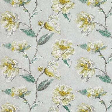 Romo Japonica Embroidery Cypress 7850-02