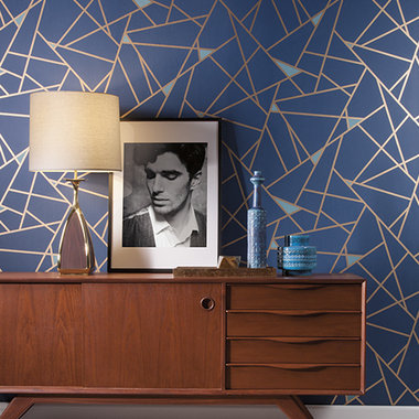 York Wallcoverings For S.J. Dixon Prismatic RY2704