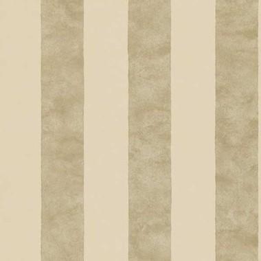 Sanderson Parchment Stripe Neutral Silver Dpfwps103 Sanderson