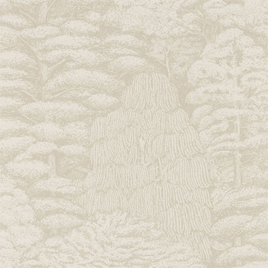 Sanderson Woodland Toile Ivory-Neutral 215717