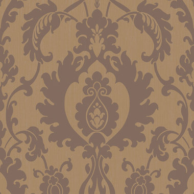 SketchTwenty3 Bold Damask Beaded Copper SL00829