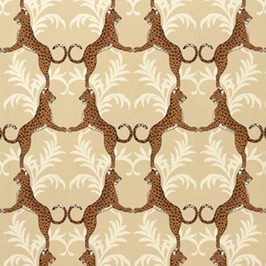 Thibaut Cheetah Tan T4938