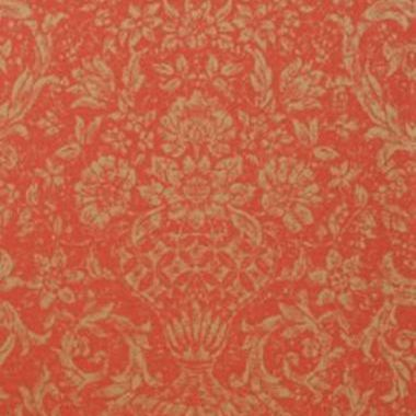 Thibaut Medici Metallic Gold on Coral T7680