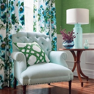 Thibaut Open Spaces Turquoise F913084
