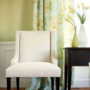 Thibaut Strie Stripe Off White T4123
