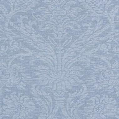 Thibaut Whitney Damask Light Blue T4114 Select Wallpaper