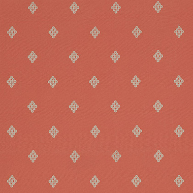 Thibaut Zambia Embroidery Coral W736117