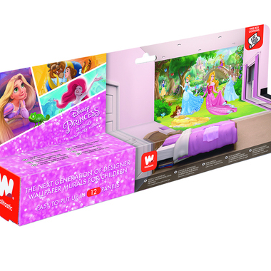 Disney Princess Mural 438000
