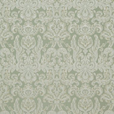 Zoffany Brocatello Nuovo Sea Green 331927