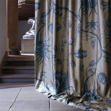Zoffany Phaedra Logwood Grey 322603