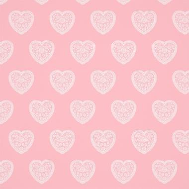 Harlequin Sweet Heart Soft Pink 112651