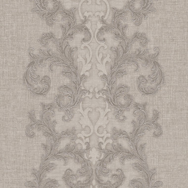 Versace Baroque & Roll Panel Grey-Taupe 96232-1