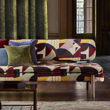 Zoffany Abstract 1928 Multi 322670
