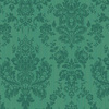 Cole & Son Giselle Forest Green 108-5027 Thumbnail