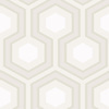Cole & Son Hicks Grand Beige-White 95-6037 Thumbnail