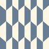 Cole & Son Tile Navy-White 105-12054 Thumbnail