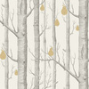 Cole & Son Woods & Pears Grey-Gold 95-5032 Thumbnail