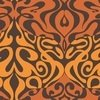 Cole & Son Woodstock Peach-Ochre-Brown 69-7126 Thumbnail