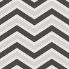 Coloroll Chevron Black M1147 Thumbnail