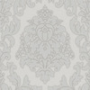 Crown Harewood Damask Grey M1010 Thumbnail
