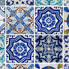 Debbie Mc British Design Lisbon Tile Thumbnail