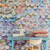 Eijffinger Scallop Wall Blue 375209 Thumbnail