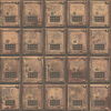 Fine Decor Vintage P.O. Boxes Rust 2701-22353 Thumbnail