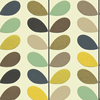 Orla Kiely Multi Stem Sea Green 110385 Thumbnail