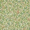 Morris & Co Bird & Pomegranate Bayleaf-Cream 216455 Thumbnail