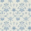 Morris & Co Daisy Blue-Ivory 212561 Thumbnail