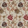 Mulberry Home Floral Fantasy Red-Plum FD763-V54 Thumbnail