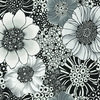 Missoni Home Anemones Black-Metallic 20002 Thumbnail