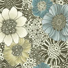 Missoni Home Anemones Brown-Grey 10004 Thumbnail