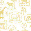 Rebel Walls Animal Party Yellow R15272 Thumbnail