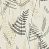 Scion Athyrium Chalk-Pewter-Biscuit 110212 Thumbnail
