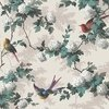 The Vintage Collection Bird Print Neutral HWP-12010-6 Thumbnail