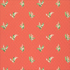 Thibaut Lily of the Valley Coral T5110 Thumbnail