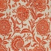 Thibaut Rivera Embroidery Coral on Flax W713047 Thumbnail