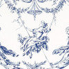 Thibaut Rockwood Toile Blue-White T7358 Thumbnail
