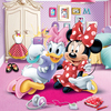 Disney Minnie Mouse Mural 43077 Thumbnail