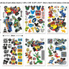 Walltastic Disney Mickey Mouse Roadster Racers 45613 Thumbnail