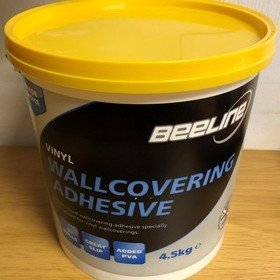 Beeline Light Grade Vinyl Ready Mixed Adhesive 4.5kg HBDRLN45
