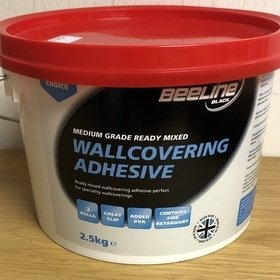 Beeline Medium Grade Ready Mixed Adhesive 2.5kg HBDRMN25