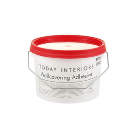 Today Interiors Medium Grade Wallcovering Adhesive 2.5kg