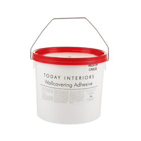 Today Interiors Medium Grade Wallcovering Adhesive 5kg