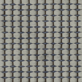 Ailanto Basketweave Blue-Grey AFRVEL003F