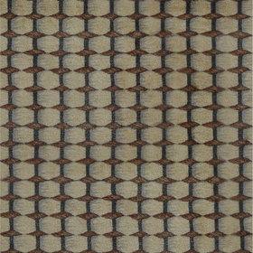 Ailanto Basketweave Brown-Caramel AFRVEL002F